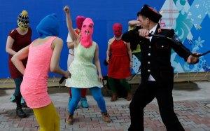 Pussy Riot Ukraine