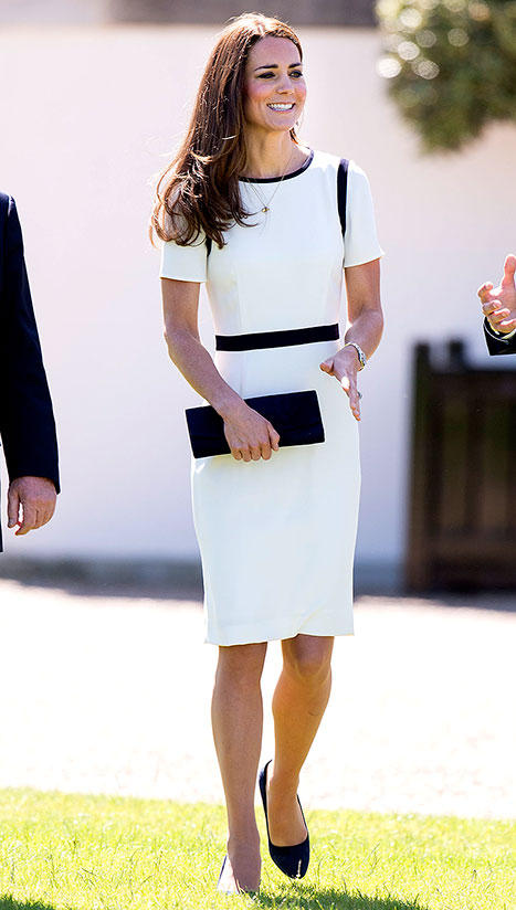 Duchess Kate's Wardrobe Always Turns Heads - Has She Discovered Ethical Fashion?