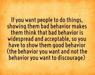blog why people behave bad